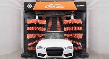 Automatic car washer