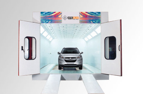 Automotive Garage Equipment Manufacturers India - ATS ELGI