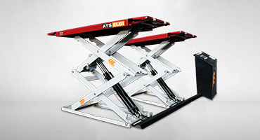 Wheels free scissor lift